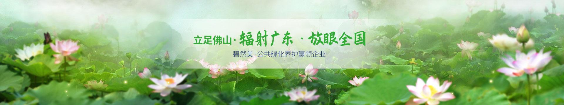 买球国际厅网站-公共綠化養護贏領企業